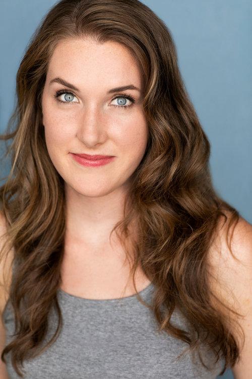 Headshots Resume Molly Grant