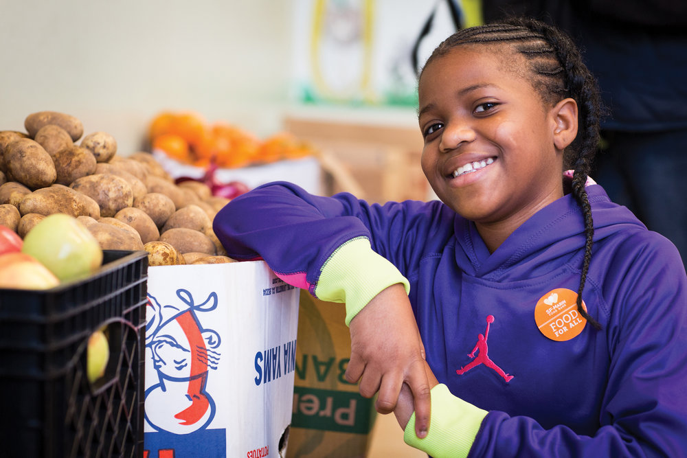 Photo credit: SF-Marin Food Bank