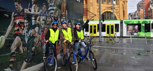Melbourne By Bike - Beach and City - Shore Excursion - Melbourne By Bike ensures you experience the best of Melbourne on this fun, half-day tour guided by a professional, mature local.