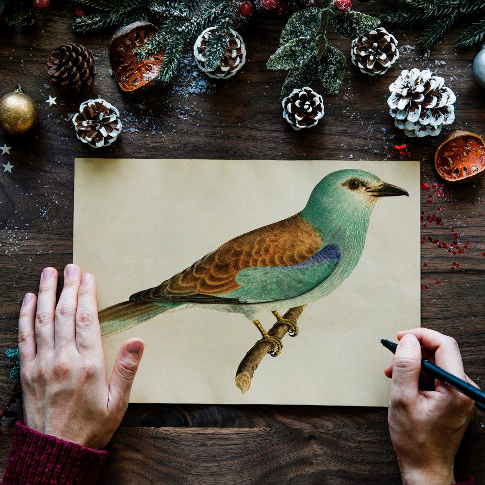 Handmade Prints -