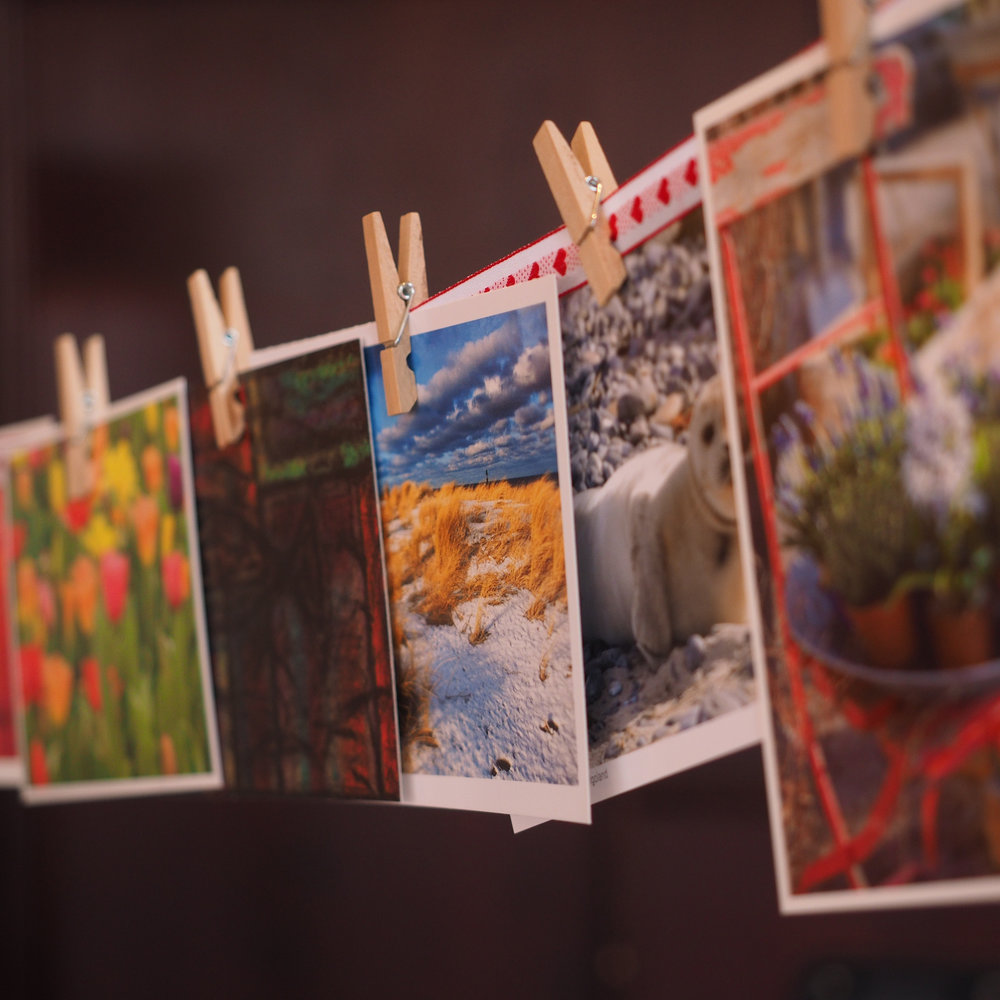 Post Cards -