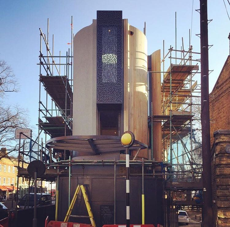 Demolition and new build | London | Exterior design
