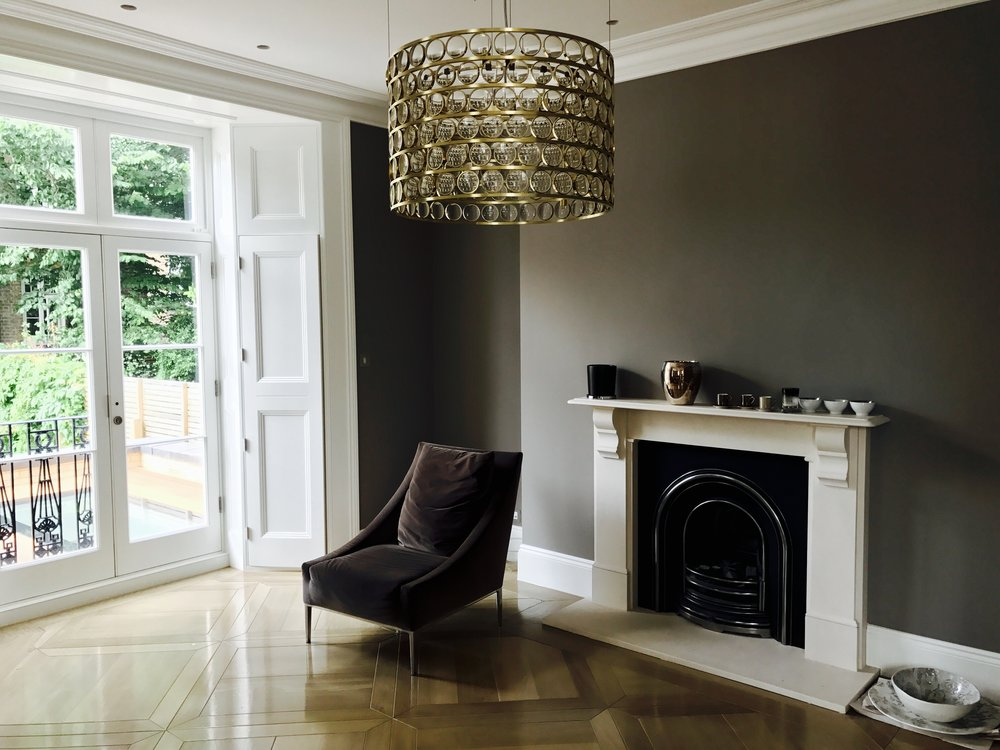 Demolition and new build | London | Family Lounge