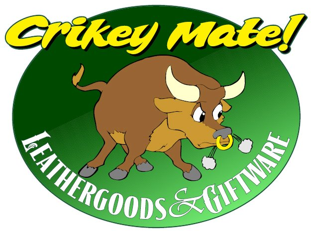 Crikey Mate Leathergoods & Giftware - 13 Albert Place(08) 7522 4377
