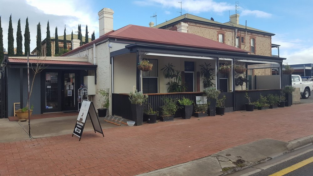 Cafe on Railway(Coomunga House) - Social Enterprise Café offering simple and local fare. Plus Coomunga House offers co-working spaces.10 Railway Tce0499 598 555