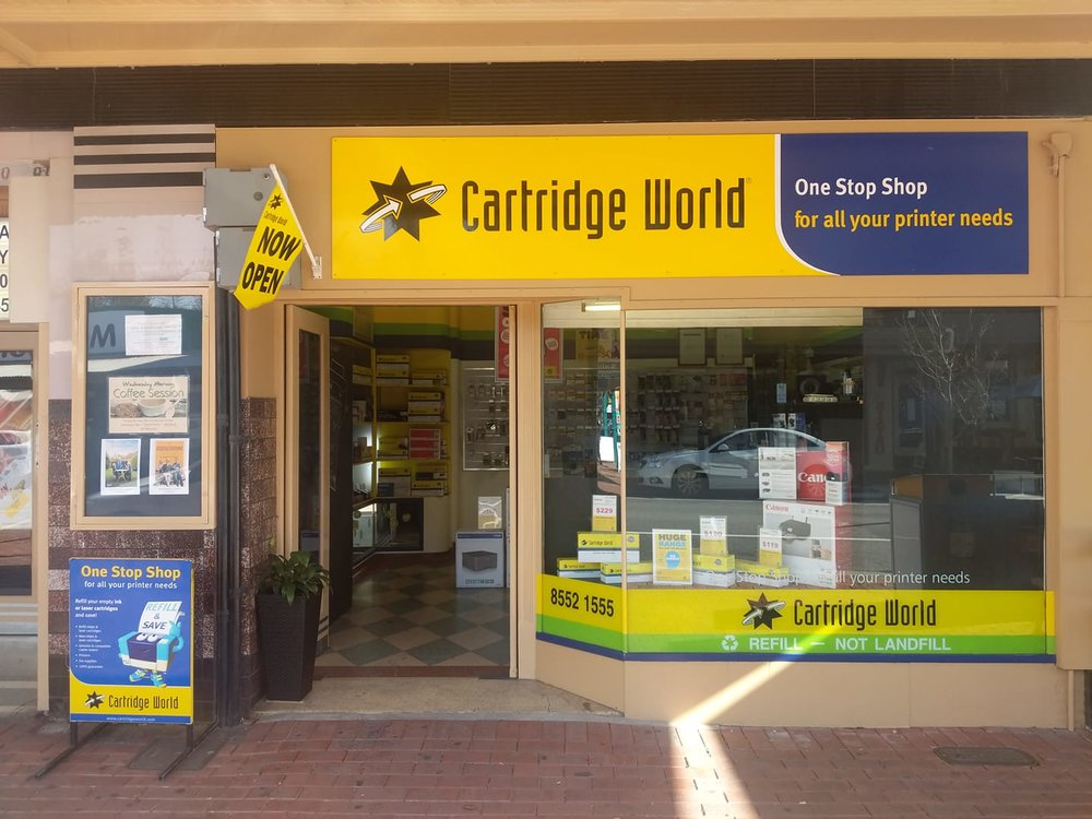 Cartridge World Victor Harbor - 41 Ocean St(08) 8552 1555