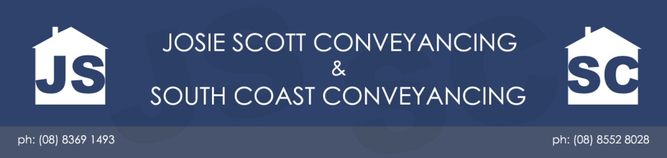 South Coast & Josie Scott Conveyancing - 73 Ocean St(08) 8552 8028