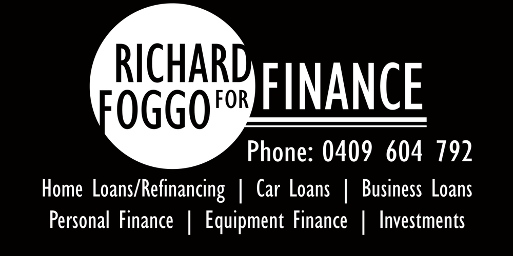 Richard Foggo for Finance - 24 Ocean St0409 604 792