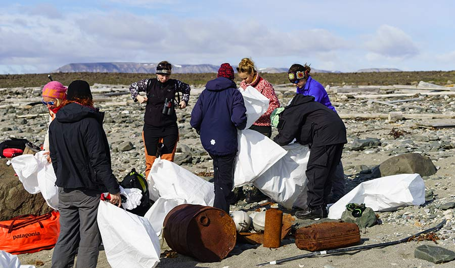 Tourists Find Heaps of Trash at the Tip of the World - Story for Inside Science News Service