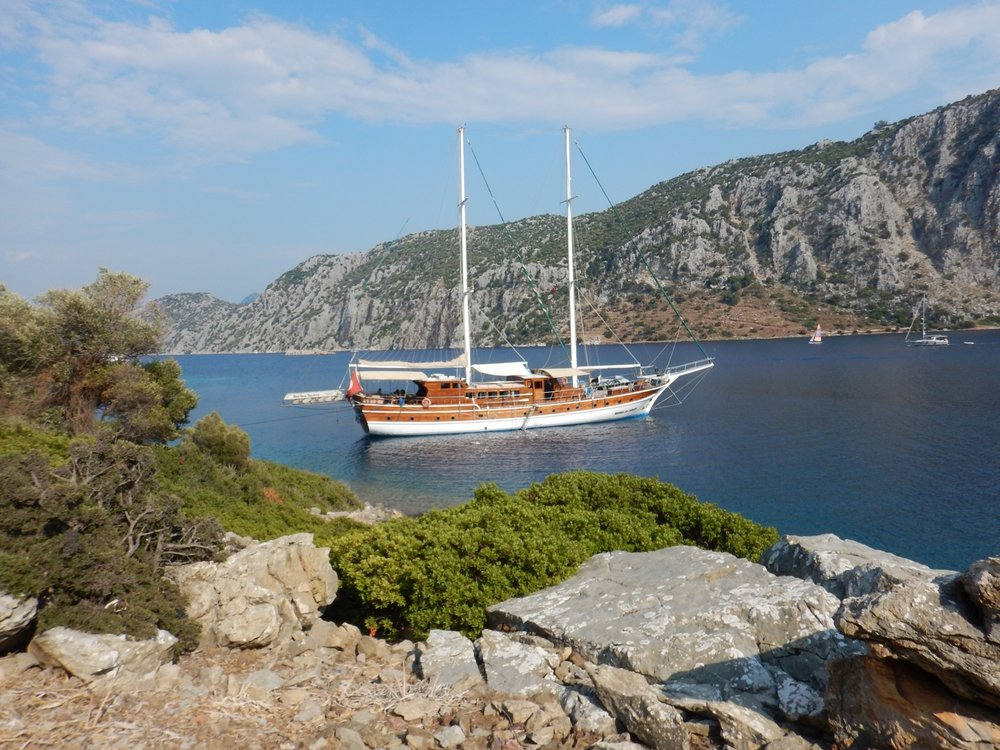 Exploring the Turkish Coast with MedSea ES Canada