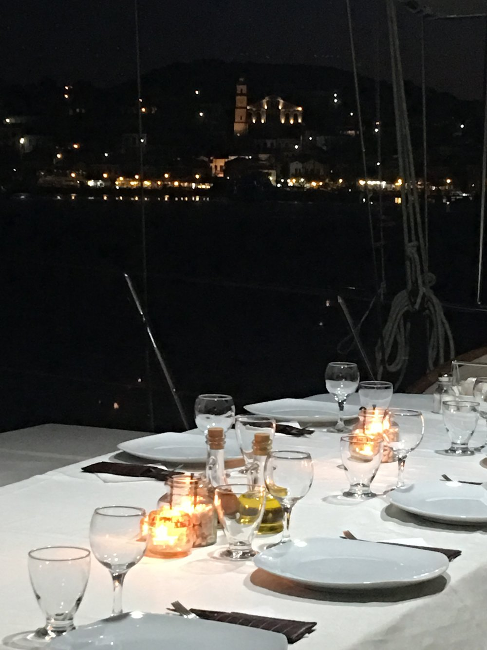 MedSea Candlelight Dinner