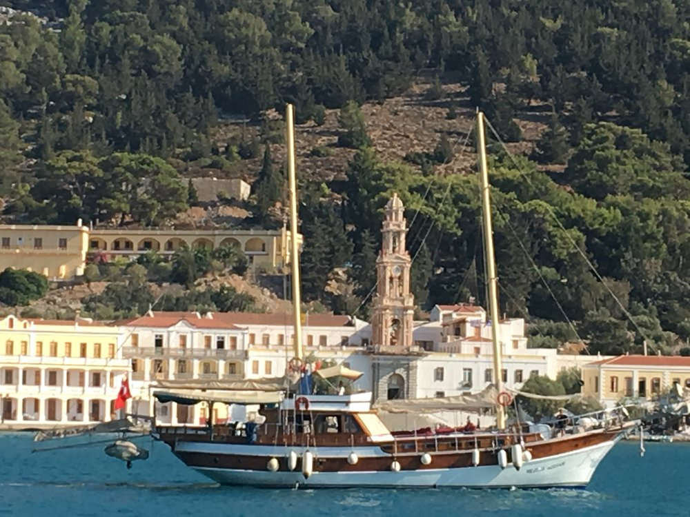 MedSea Aegean in Panormitis