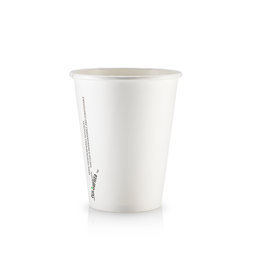 12oz Single Wall PLA Short White - This cup uses the same sized lid as all our cups in the Short series (8oz and 16oz).Our cups are lined with a renewable plant based material which can be recycled or composted.Packaging Specifications:1000 units per cartonSuitable LidBlack Lid Fits 8oz | 12oz | 16oz Short CupsWhite Lid Fits 8oz | 12oz | 16oz Short CupsCompostable Lid Fits 8oz | 12oz | 16oz Short CupsSkinny Range Or Short Range? Click here to see which is right for you.