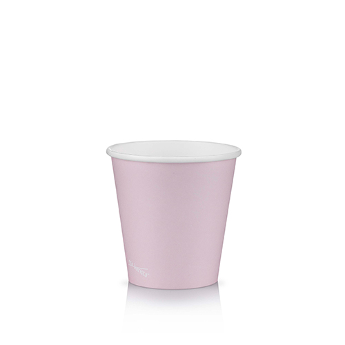 6oz Single Wall PLA Skinny Pink - This cup uses the same sized lid as all our cups in the Skinny series (8oz and 12oz).Paper Cup Project cups are lined with a renewable plant based material which can be recycled or composted.Packaging Specifications:1000 units per cartonSuitable LidBlack Lid Fits 6oz | 8oz | 12oz Skinny CupsWhite Lid Fits 6oz | 8oz | 12oz Skinny CupsCompostable Lid Fits 6oz | 8oz | 12oz Skinny CupsSkinny Range Or Short Range? Click here to see which is right for you.