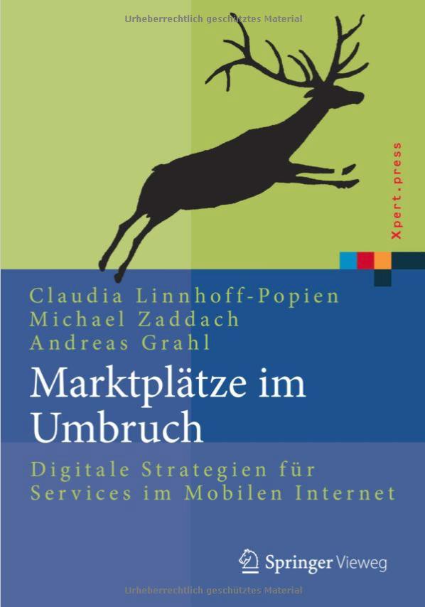 Digitalisierung und Vernetzung der Verwaltung als Basis für ein daten- und dienstbasiertes Ökosystem; in: Marktplätze im Umbruch