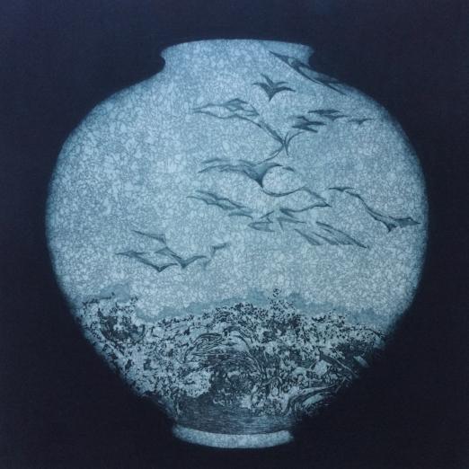 Moon Jar No.1 .