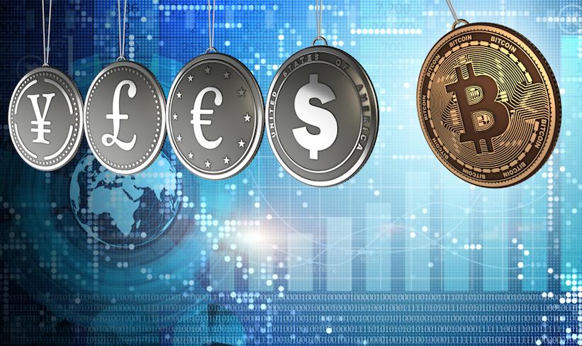 Bitcoin is disruptive -