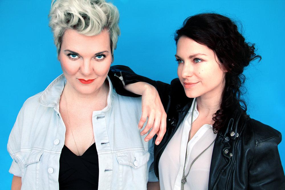 Clarice & Siri Svegler