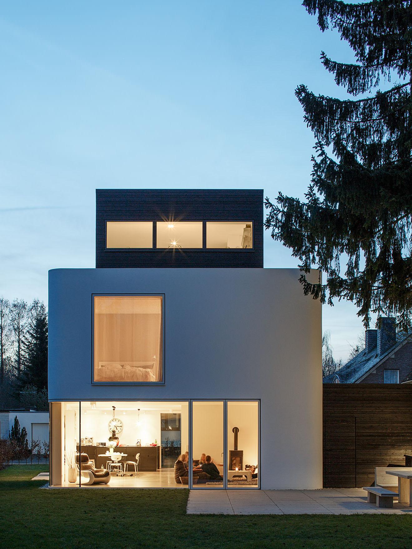 Privathaus Köln lV / Martin Falke Architekten / 2015 — FOTOGRAFIE ...