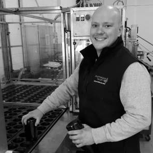 Jamie Augustyn - Production Manager