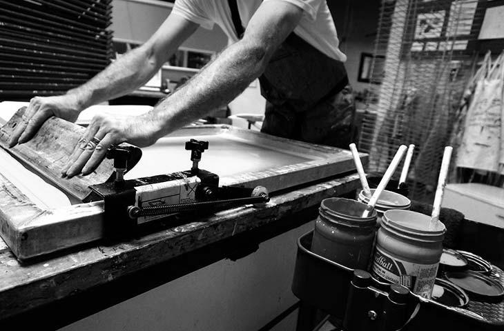 - print shop