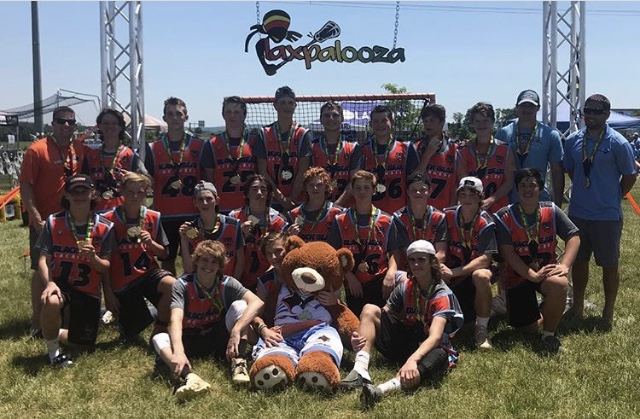 2018 LAXPALOOZA CHAMPIONS BLACK BEAR 2021 -