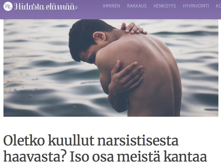 Hidastaelamaa.fi -