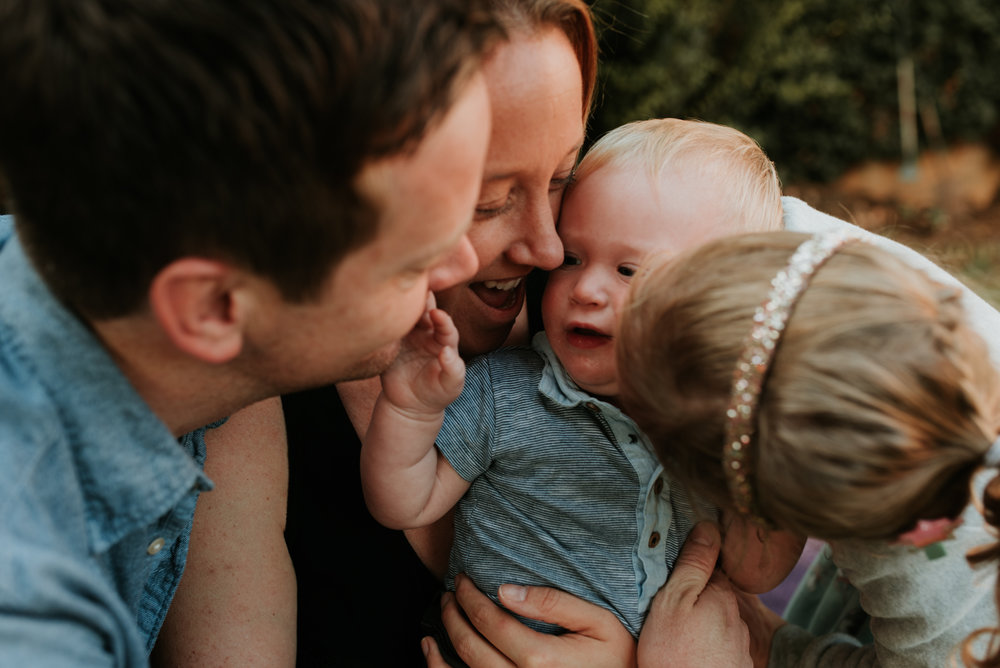 Professional family photographs Wokingham