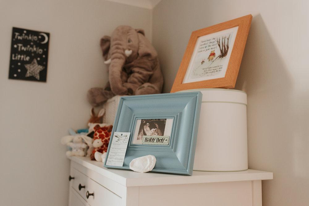Nursery decor photographs