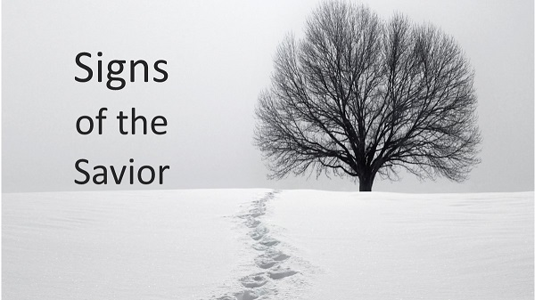 """Signs of the Savior - Winter 2019 SeriesThroughout the four Gospels, we find many signs indicating that Jesus is unlike any other person. He came performing miracles—healing the sick, driving out demons, raising the dead, in addition to other acts of power over creation. All told, the Gospels record at least 37 detailed miracles of Jesus, but in John's Gospel we read that these works are just a fraction of all that he performed and that """"the whole world would not have room for all the books that could be written"""" (John 21:25). During this season known as Epiphany (which means """"manifestation"""" or """"appearance"""") we are looking each week at a different miracle of Jesus and how these signs point to the significance of his coming."""
