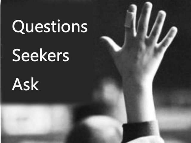 """""""Is the Bible Sexist & Patriarchal?"""" - A popular sermon from the 2017 fall series, Questions Seekers Ask"""