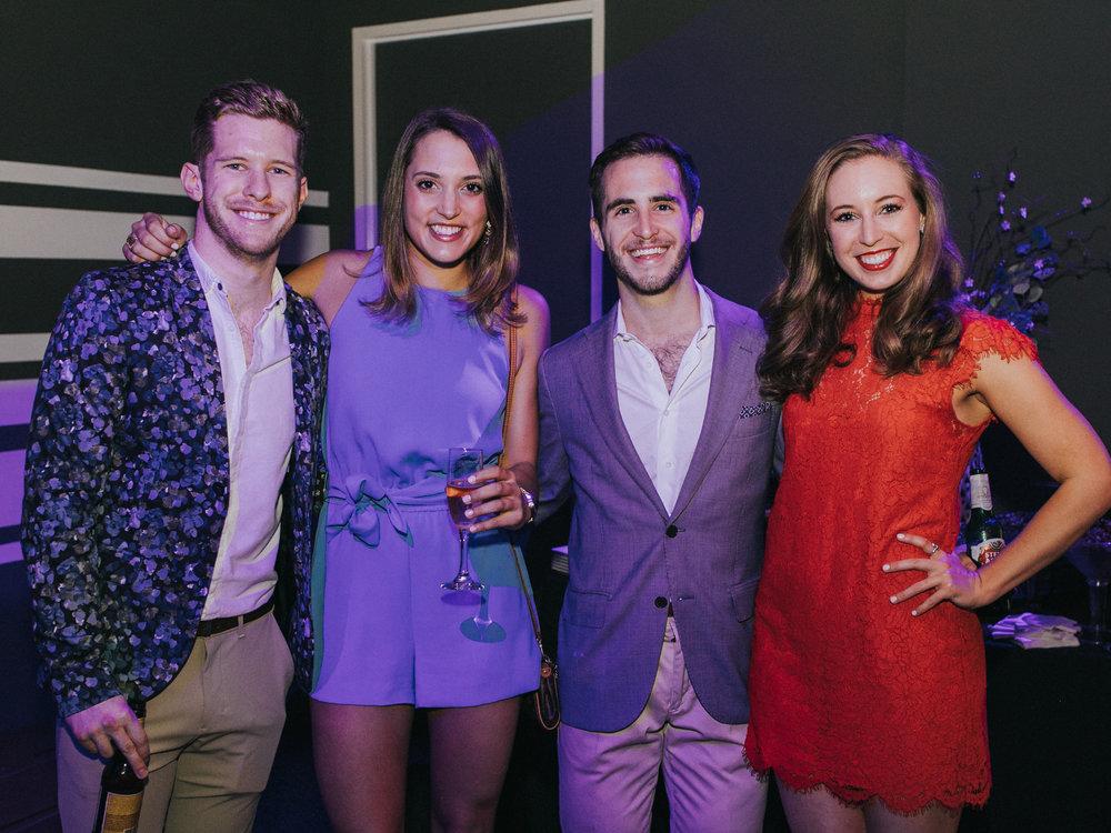 C.J. Martin, Catherine Wagner, Joaquin Olaverria, Jessica Feist.