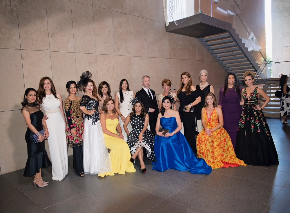 The LCA Houston International Mother's Day Soiree honors prominent philanthropic mothers of Houston.