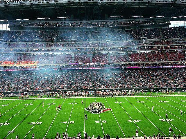 'Tis the (pre)season #Texans 🏈