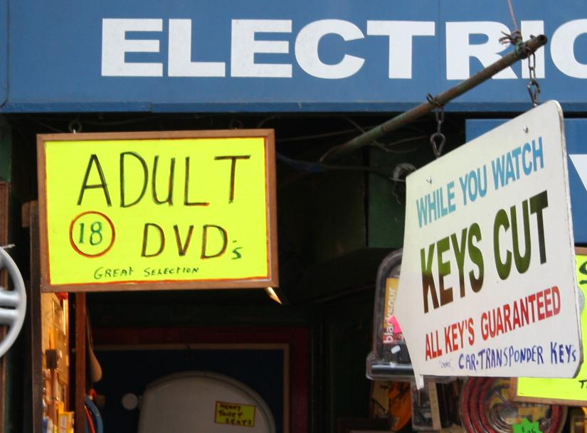 Adult Dvds While You Watch