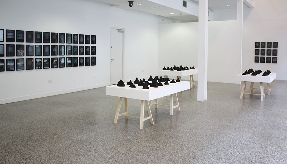 installation view of  Out of Order  at the Lab, Dublin