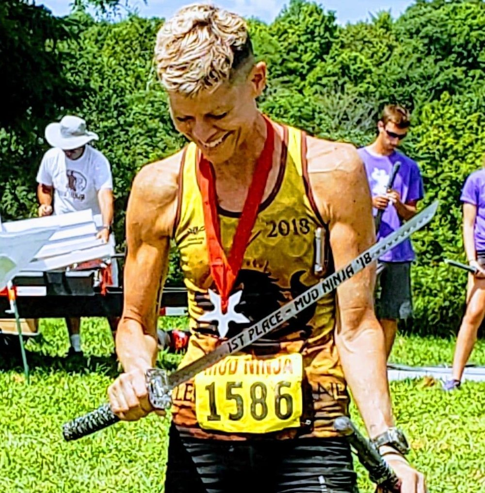 Gwenn Case - I have trained and raced for a number of years now, and have only just realized what it means to feel strong. I accepted that I was just