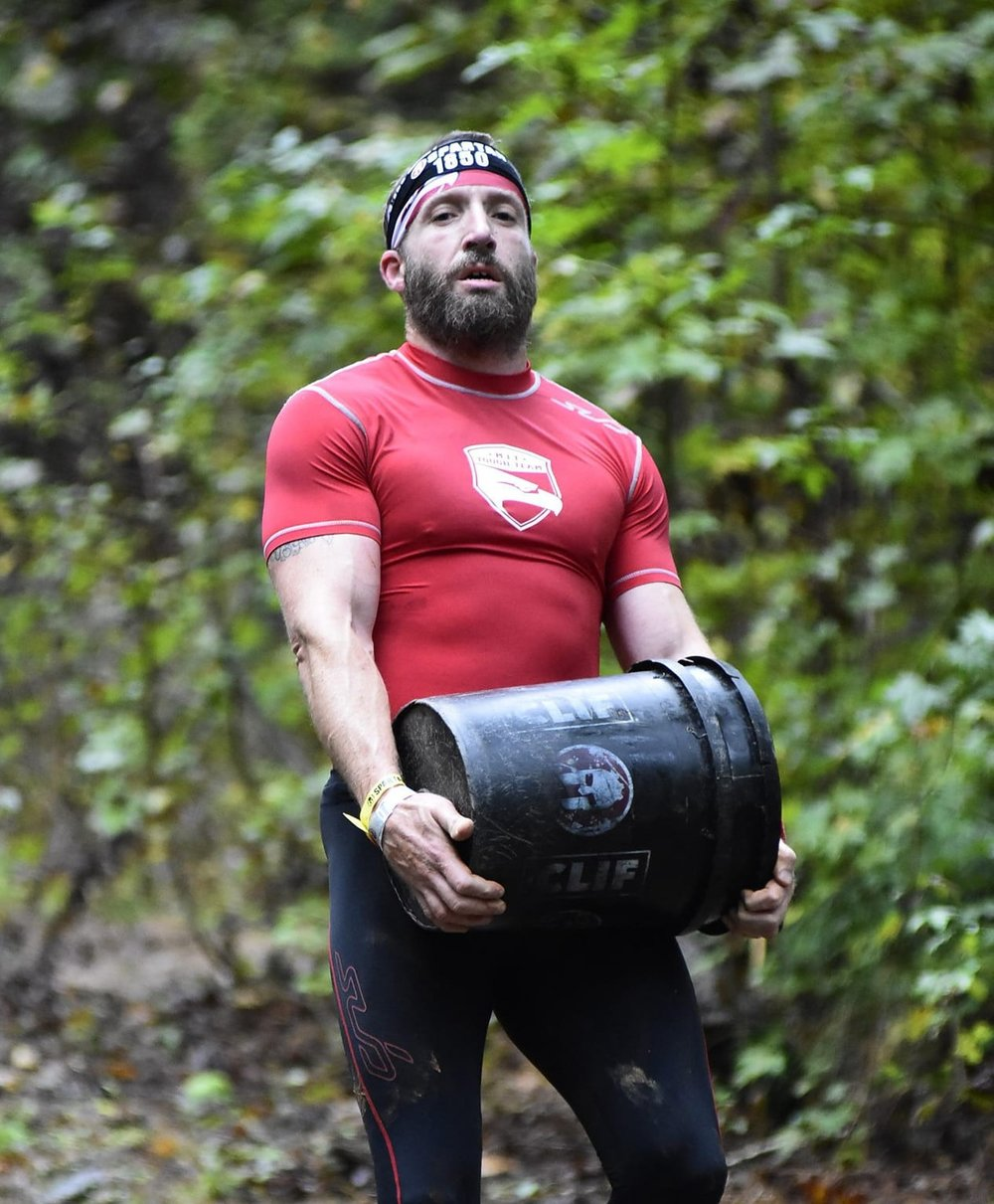 """Jason Deem - """"Over the years I've always considered myself a good athlete, however I've never really had a great grasp on my nutrition, or how it can impact my performance. Over the summer I started working with Jessie, and immediately I was impressed with her knowledge, and approachable demeanor. She has been a great resource to me for any questions I've had, and when I've followed her guidance I've certainly felt and noticed a performance boost! A great person, with a great approach towards healthy living. I 100% recommend her services!"""""""