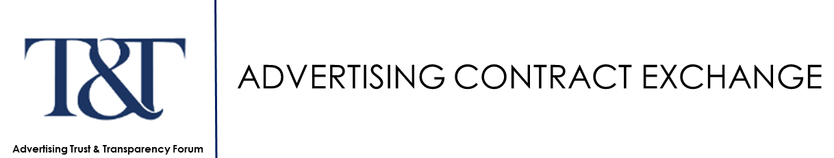Advertising  Contract  Exchange