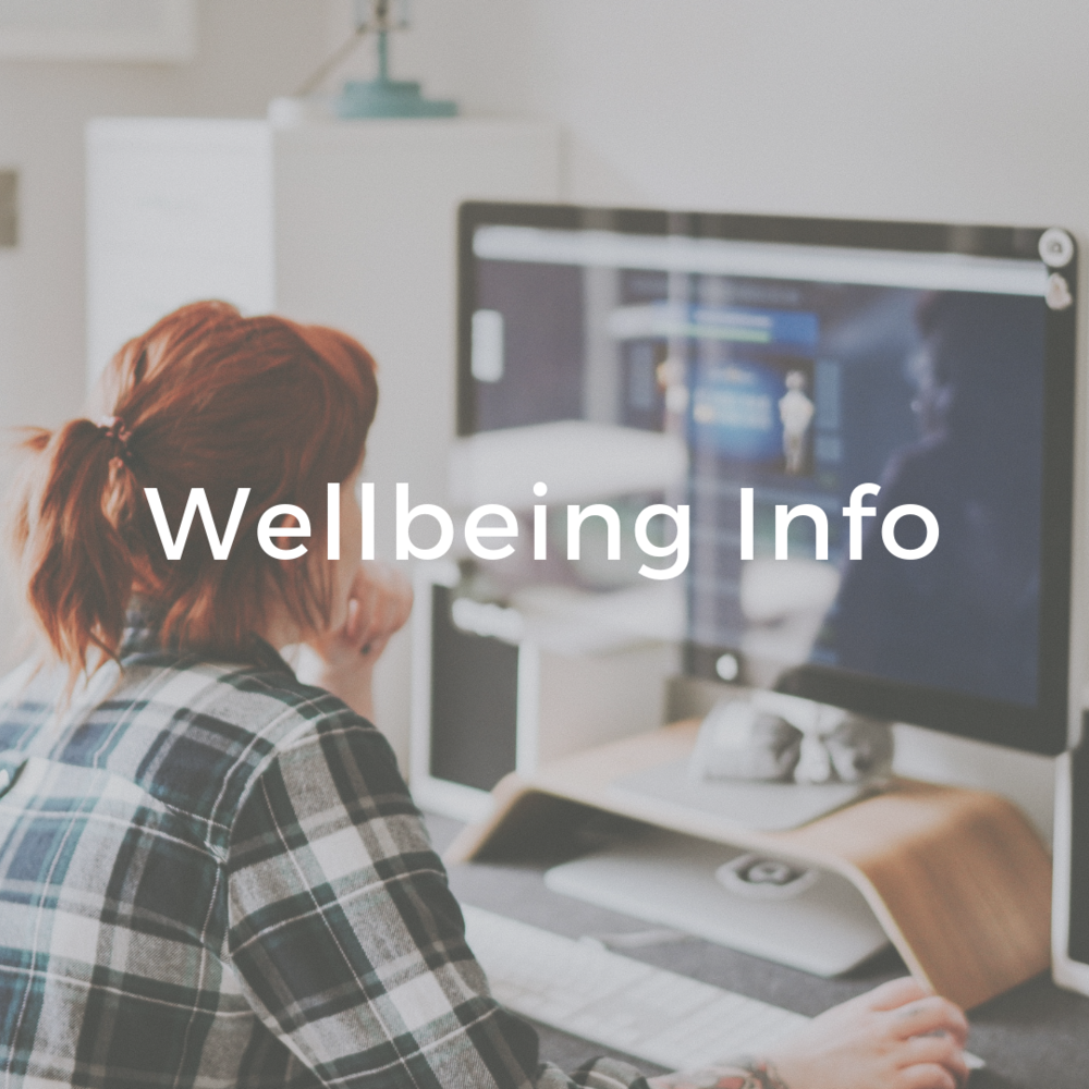 Wellbeing info