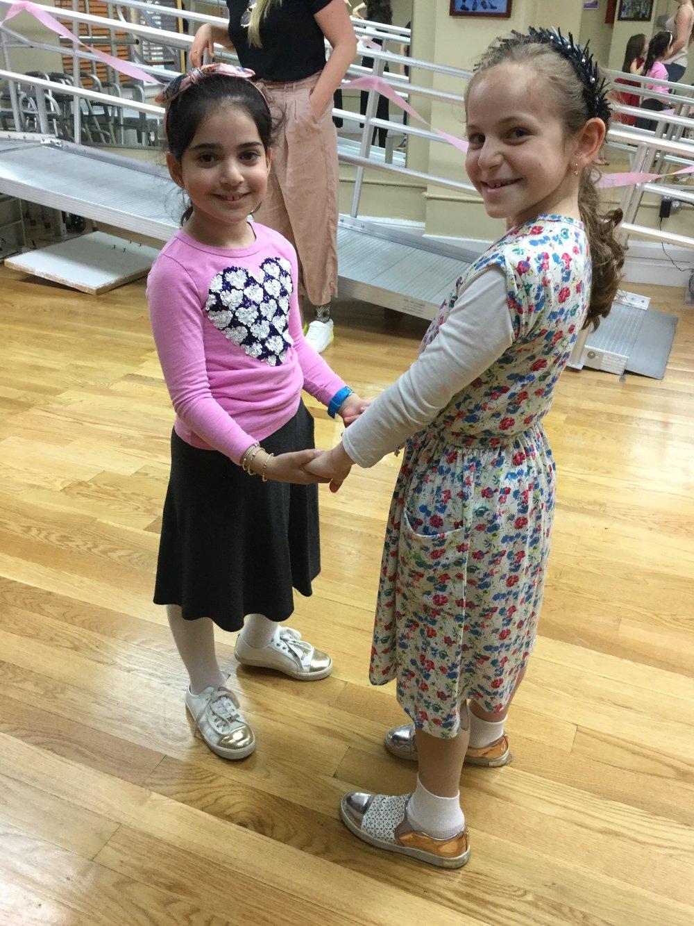 Dance Class -