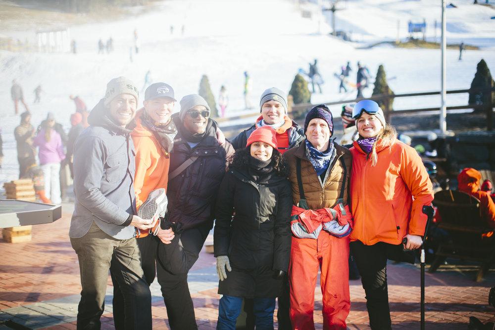 Ski Trip at Windham -