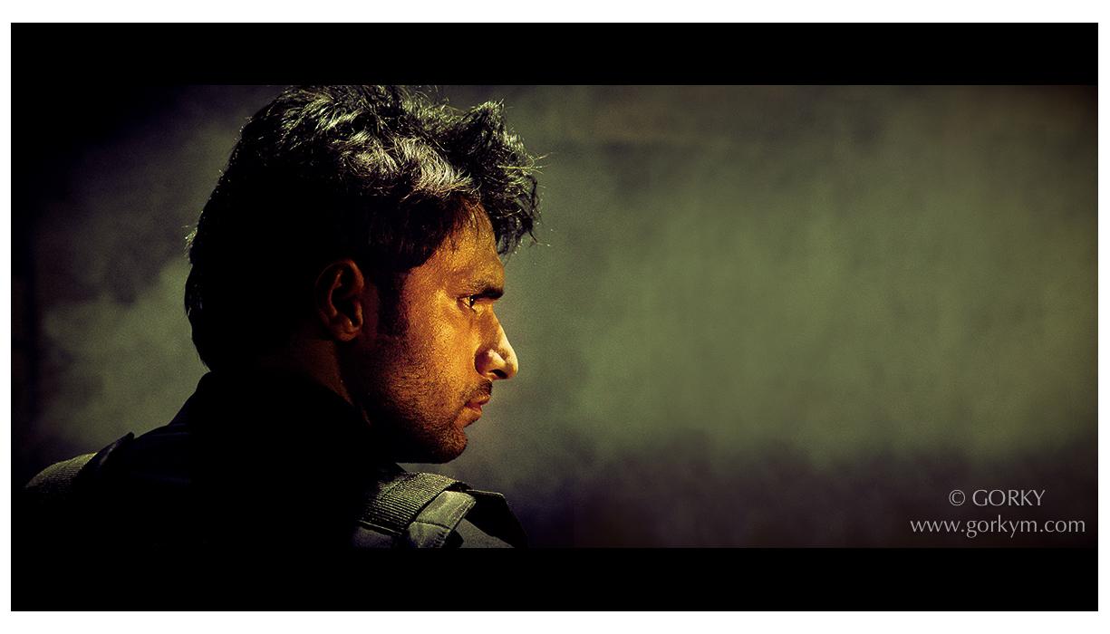 Shaleen as Arjun