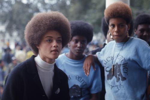 Oakland 1968, courtesy Jeff Blankfort
