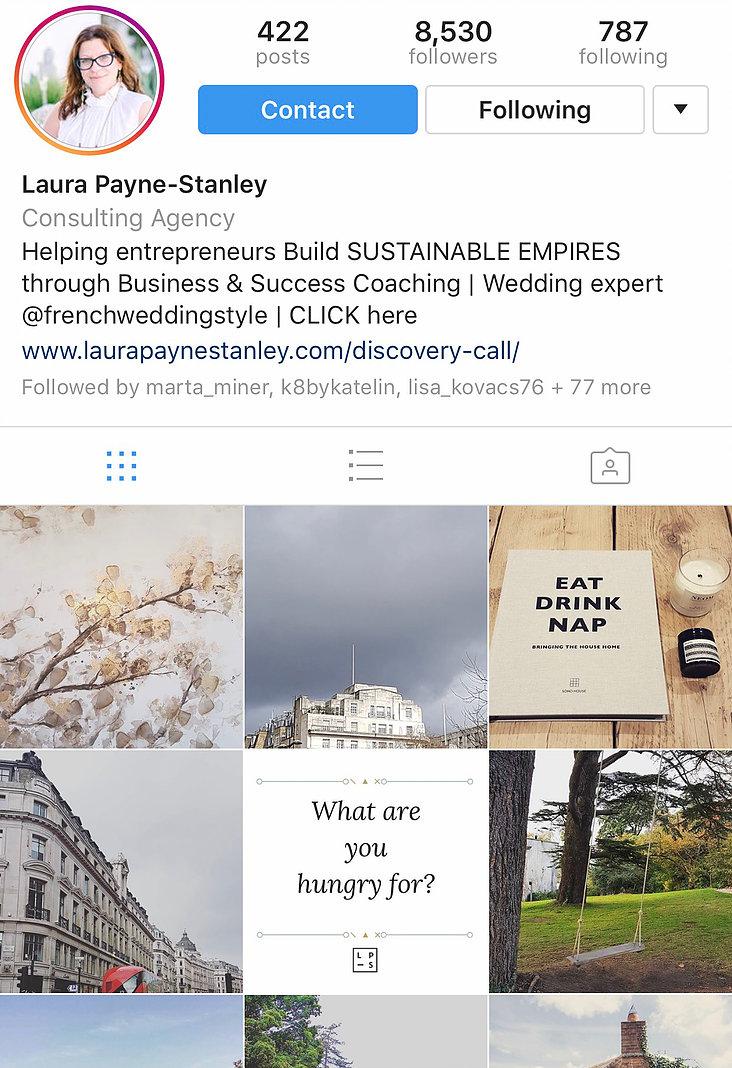 LPS Instagram