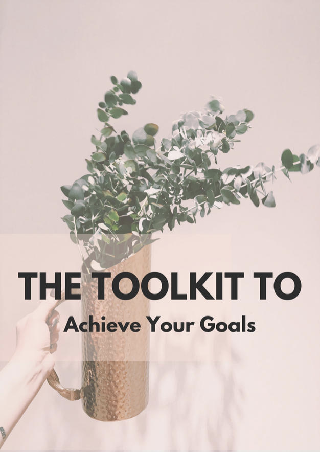 The Toolkit To Achieve Your Goals