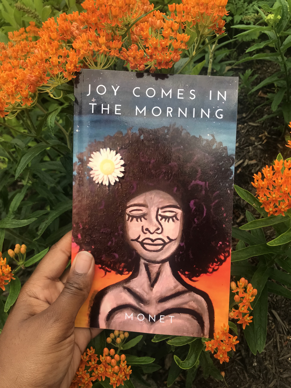 Joy Comes in the Morning by MONET - Available on www.blackbutterflies.net and on Amazon.com