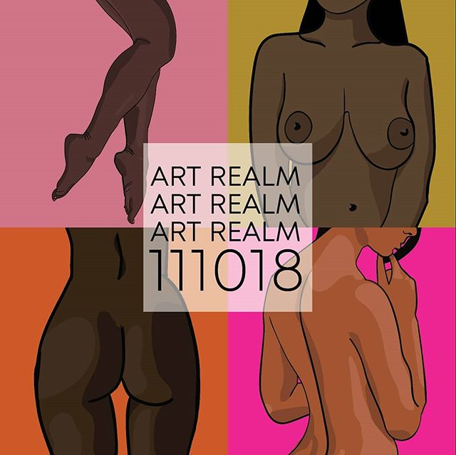 Save the date everyone for November 10th! You don't want to miss this art event that I'm apart of! #artrealm #nudeart #lajonsart #lajonspinkhairedmuse #gotpink #womenwarriors #womeninart #womenrock #herpower #hercourage #herbeauty #herstrength #metoo #artshow