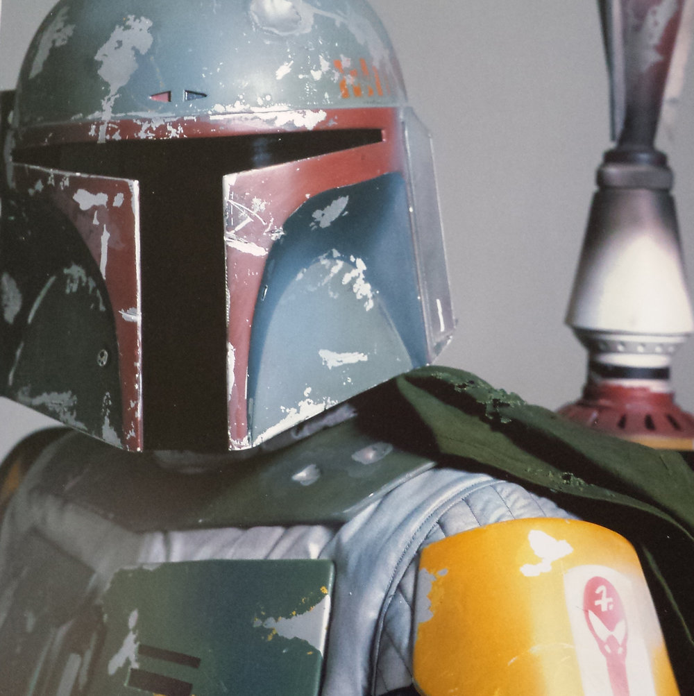 Boba Fett - The Mother of the 'baddest' Bounty Hunter in the galaxy joins our Speakers series with a glimpse of her costume making experiences for George Lucas and becoming part of an iconic film.