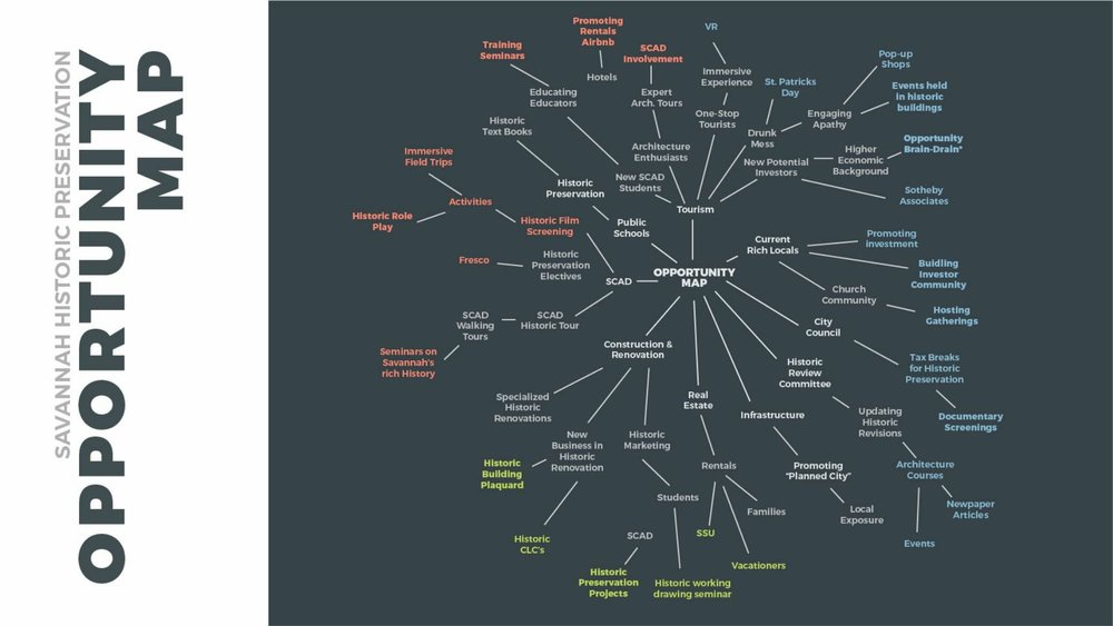 Darshini Shah Opportunity Mind Map